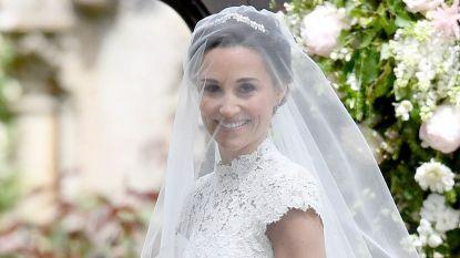 Alles wat je wil weten over de trouwjurk van Pippa