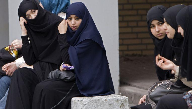 'Jongeren die vatbaar zijn voor radicale ideeën, voelen zich waarschijnlijk helemaal niet aangetrokken tot opleidingen waarbij de Islam een rol speelt'. Archieffoto ANP Beeld