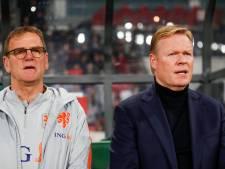 Koeman tekent voor twee jaar bij Barcelona, Lodeweges interim-bondscoach