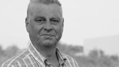 Reder Wydooghe overleden