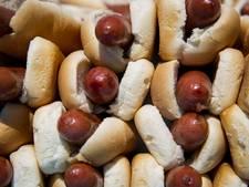 Boetes en waarschuwingen voor onveilig eten tijdens Koningsdag