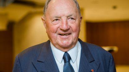 'Rijkste Belg' Albert Frère (92) overleden: de man van vriendenprijsjes en percentjes