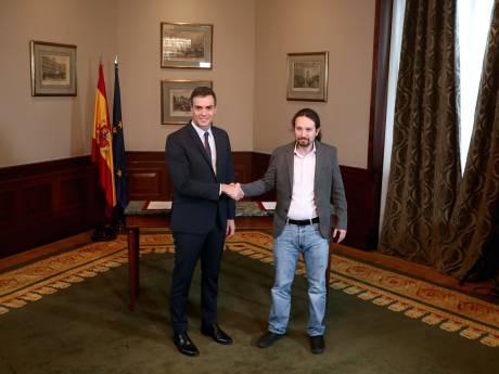 Un préaccord conclu en vue de former un gouvernement en Espagne