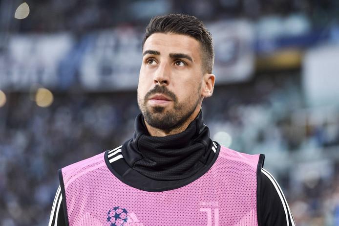 Sami Khedira.