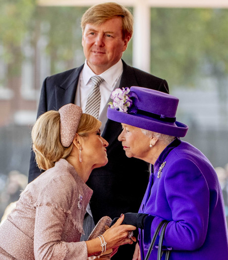 Nederlandse Britten die brexit vrezen luchten hart bij koningspaar