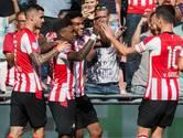 PSV toont twee gezichten, maar wint wel van Roda JC