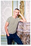 Rolf Snoeren: 'Mijn kledingkast is bepaald geen spektakel.'
