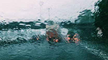KMI waarschuwt met code geel: vandaag veel regen en felle wind en op sommige plekken zelfs al de eerste sneeuw