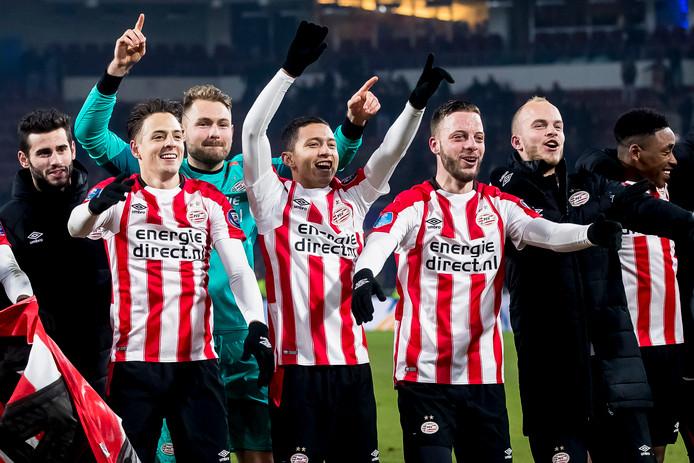 Tegen FC Utrecht valt er bijna altijd te juichen voor de PSV'ers. Vorig jaar wonnen de Eindhovenaren in eigen huis met 3-0.