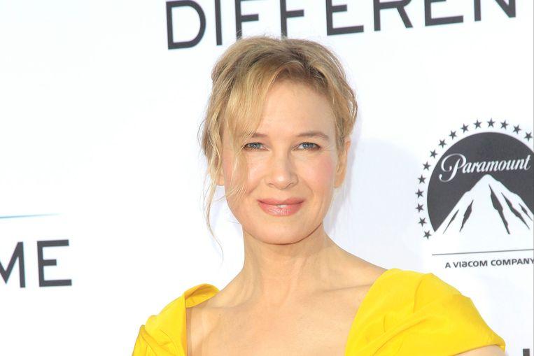 Renée Zellweger ontkent dat ze Harvey Weinstein seksuele diensten zou verlenen.