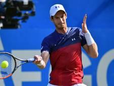 Andy Murray neemt rust wegens heupblessure