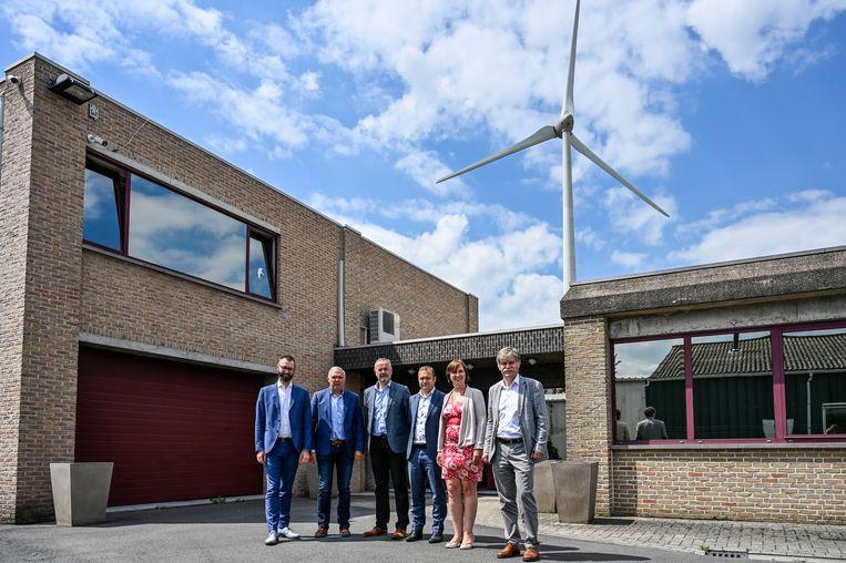 Business Club Dendermonde en Provinciale Ontwikkelingsmaatschappij POM slaan de handen in elkaar voor het ambitieuze project. Het startschot is definitief gegeven met de oprichting van Lovitas nv.