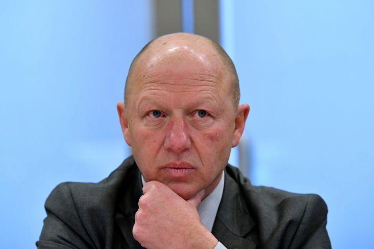 Hans Bonte heeft grote bedenkingen bij de nieuwe coalitie in Grimbergen.