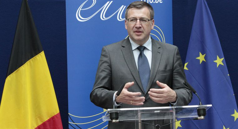 Vanackere bedankte zijn Spaanse collega Moratinos voor zijn inspanningen.