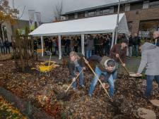 Bijzondere Anne Frankboom geplant bij Helicon Eindhoven