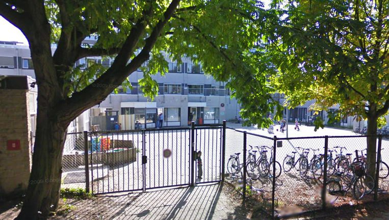 scholengemeenschap Cheider. Beeld Streetview