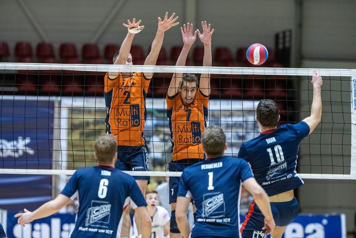 Orion verloor zaterdag met 0-3 van Dynamo. Foto Jan van den Brink
