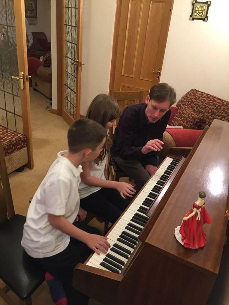 Ook dure pianolessen behoorden plots tot de mogelijkheden.