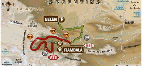 Dakar Rally, etappe 11