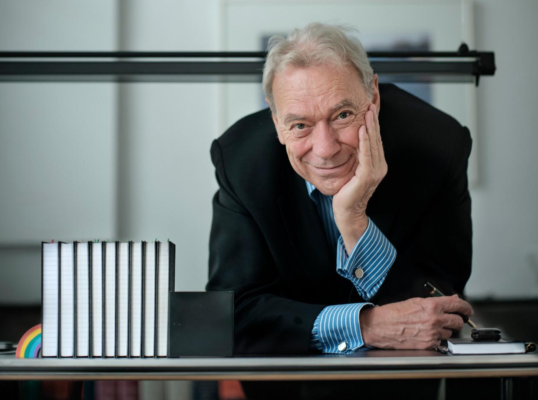 Tomas Lieske: 'Ik wil een wereld beschrijven die alleen in de roman bestaat, een spiegel met eigen regels en wetten'
