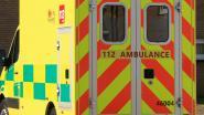 Fietser raakt gewond bij aanrijding met bestelwagen