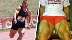Wordt dit een van de olympische blikvangers? 'Quadzilla' ruilt atletiek voor rugby