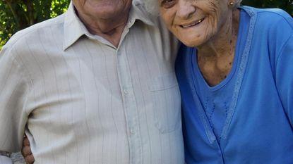 """Het geheim van 70 jaar huwelijk? """"Af en toe eens goed ruzie maken"""""""