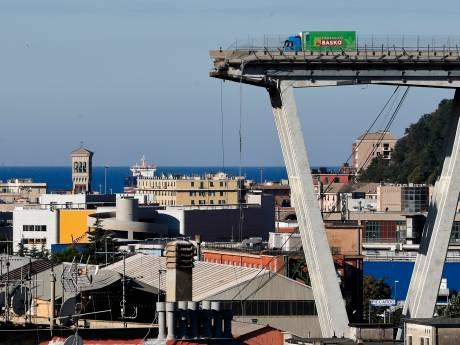 Geen Nederlanders slachtoffer van brugramp Genua