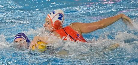 Gekwalificeerde waterpolosters verliezen finale van Hongarije