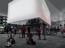 Uitkijktoren, bioscoop én een ruimte voor lezingen: The Smart Box wint pleinwedstrijd BAI