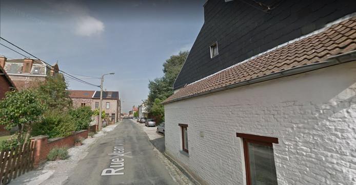 La rue Jean Volders à Jumet n'est plus. Place à la rue Thomas Newcomen