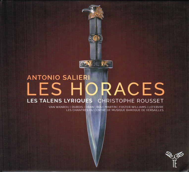 Salieri: Les Horaces, door Les Talens Lyriques o.l.v. Christophe Rousset Beeld