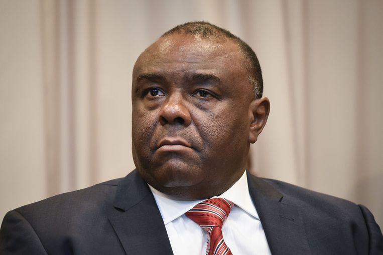 Jean-Pierre Bemba, ex-militieleider en tegenstander van Joseph Kabila.