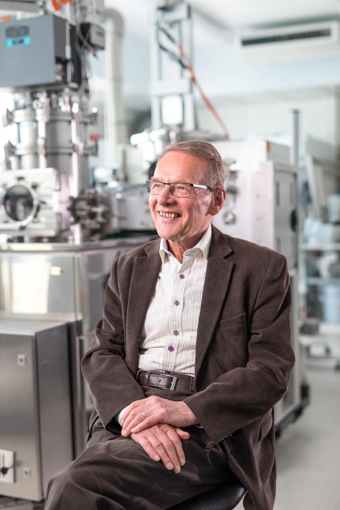 Tuomo Suntola, winnaar van de Millennium Technology Prize.