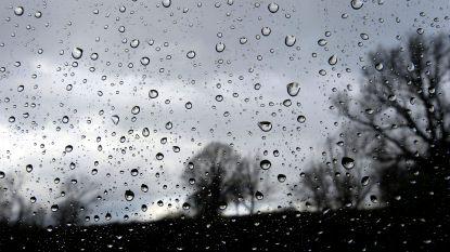 Vandaag hagel, donder en zelfs smeltende sneeuw, maar beterschap is eindelijk in zicht