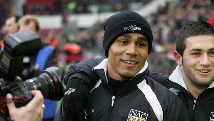 Leonardo in 2011 als speler van NAC Breda.