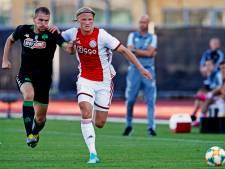 Ajax verliest in laatste oefenduel van Panathinaikos