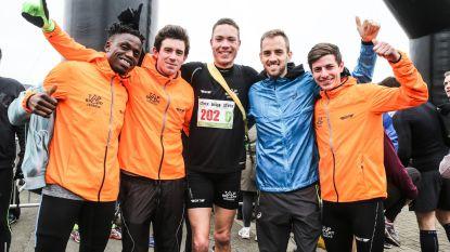 27 seconden te kort voor Belgisch record ekiden
