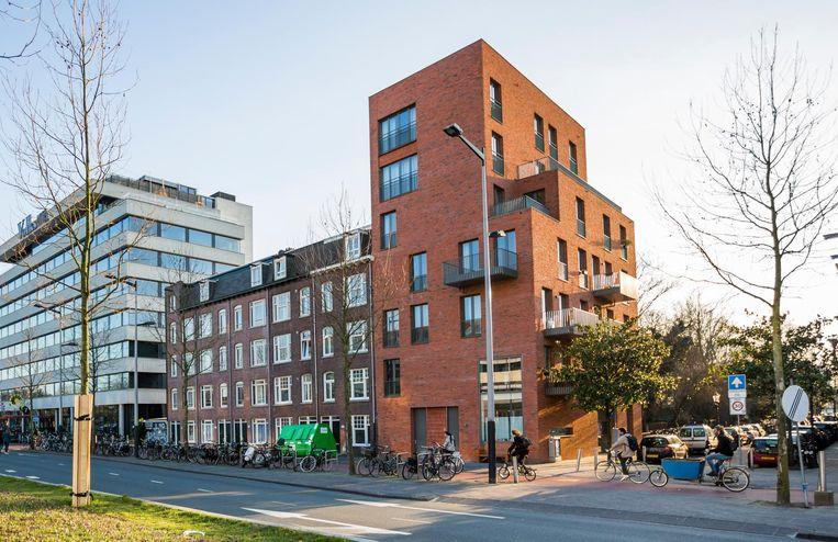 Wibautstraat Beeld Eva Plevier