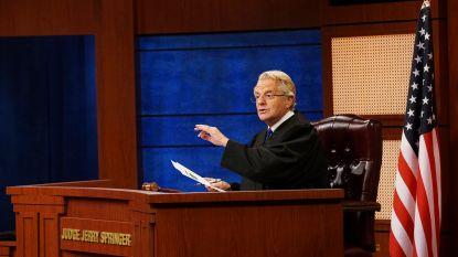 Judy krijgt concurrentie: Jerry Springer maakt comeback als 'Judge Jerry'