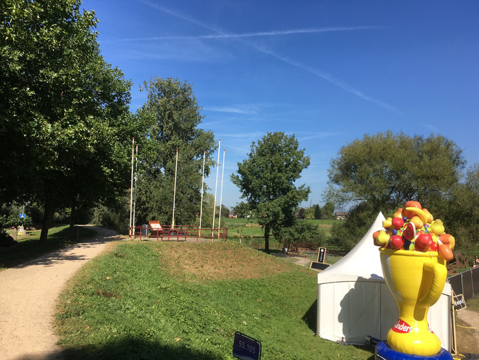 Het Nierspark in Gennep.