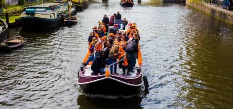 Koningsdag in Amsterdam rustiger dan vorig jaar