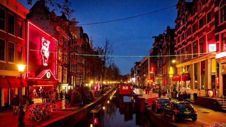 De Wallen Amsterdam Beeld ANP
