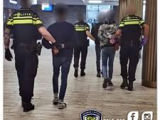 Drietal aangehouden met speciale 'dieventas' op station in Breda