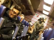 Politie nam groot risico met arrestatie van Dordtenaar in volle trein in Eindhoven: 'Als we hem thuis konden oppakken, was dat wel gebeurd'
