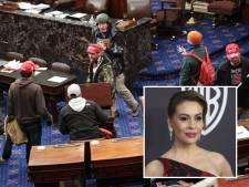 """""""Honte"""", """"triste journée"""": les stars réagissent à l'invasion du Capitole"""
