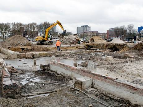 Onverwoestbaar stofje gaat bouwprojecten lamleggen