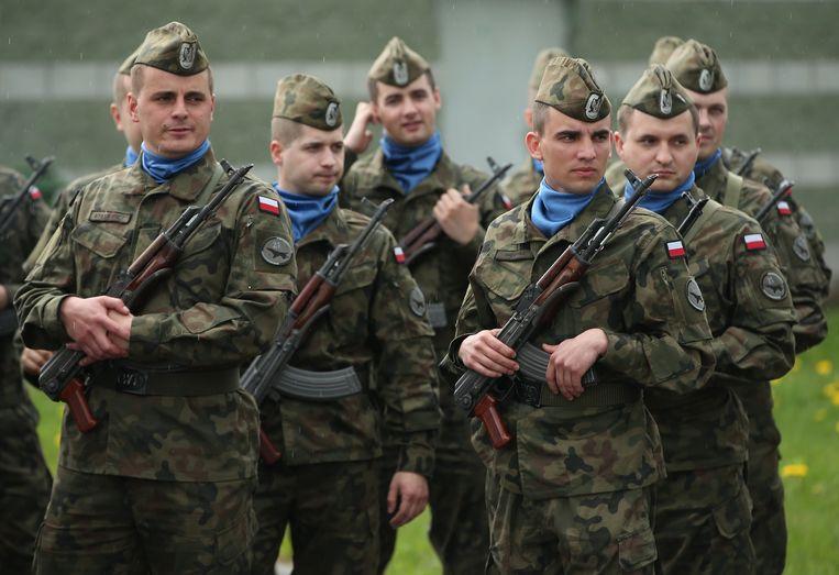 Een groep Poolse militairen komt op 22 augustus naar Tielt ter ere van Generaal Maczek.