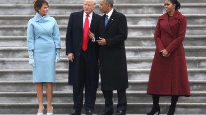 "Michelle Obama: ""Ik deed zelfs geen moeite om te glimlachen op inauguratie Trump"""