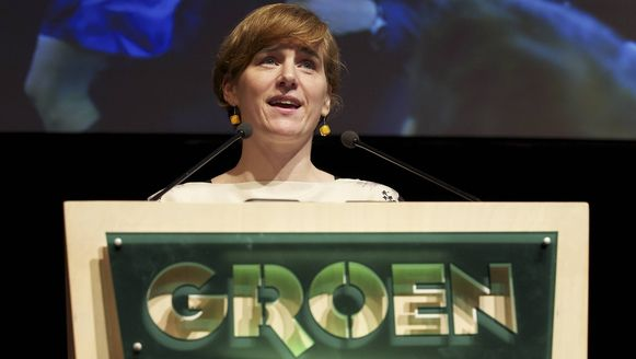 Elke Van den Brandt (Groen).